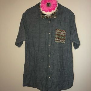 Men's On The Byas Button Down Shirt